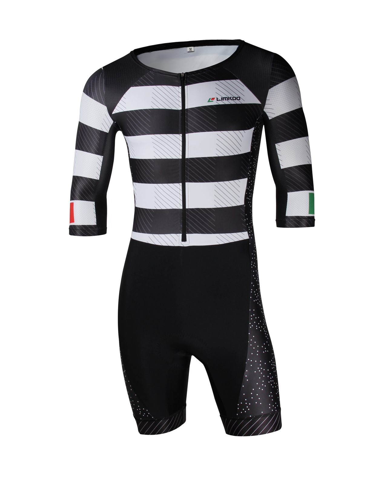 Italian GIRO Long Sleeve Cycling Skinsuit