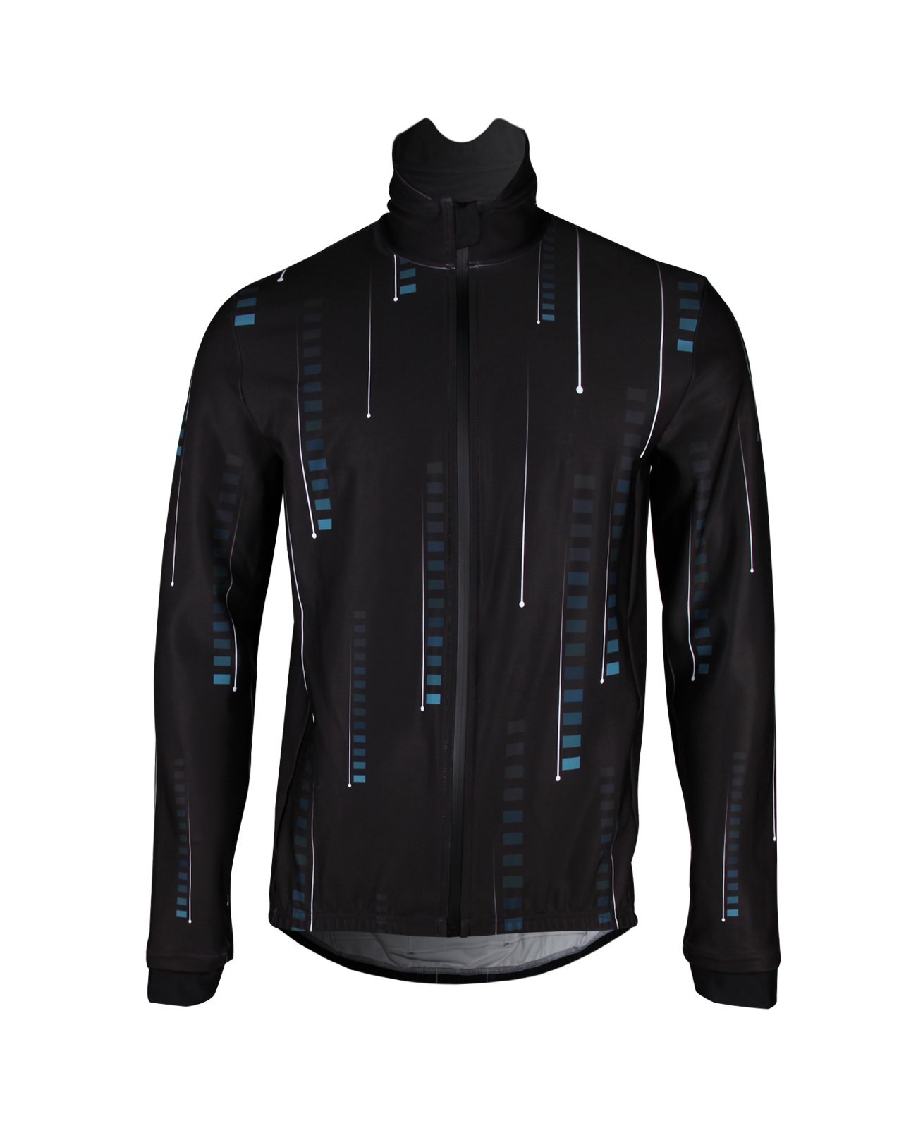 Italian HYDRO ALPINE Thermal Windproof and Water repellent Cycling Jacket