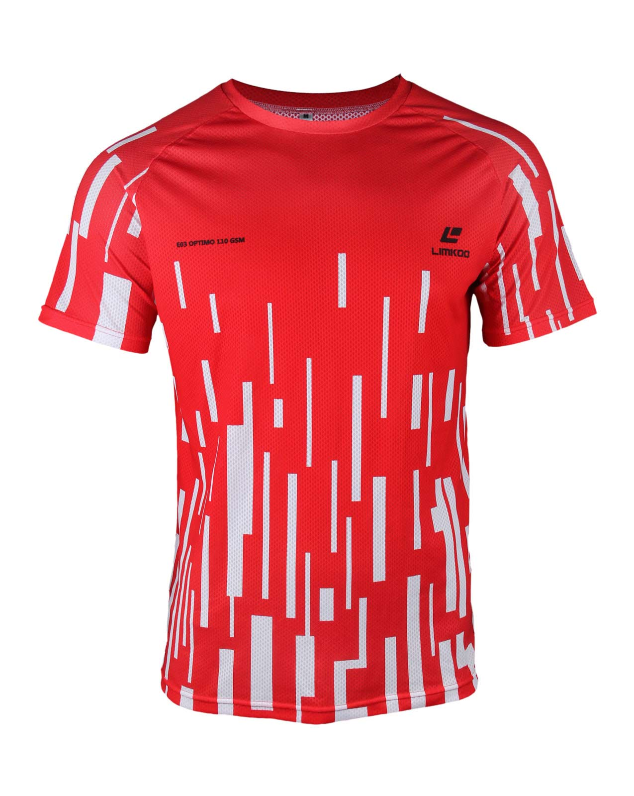 Italian OPTIMO Short Sleeve Running Shirt