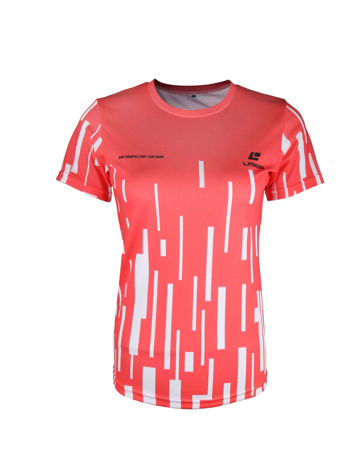 Italian DIMPLE DRY Short Sleeve Running Shirt