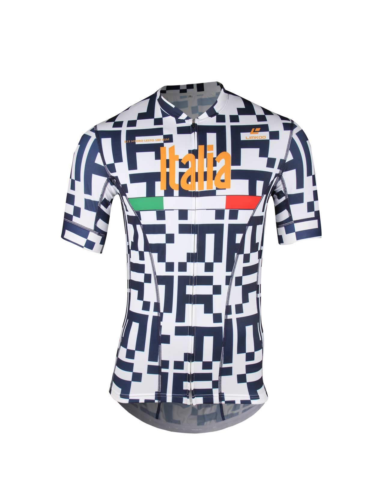 Italian HYDRO LESTO Short Sleeve Tri Top