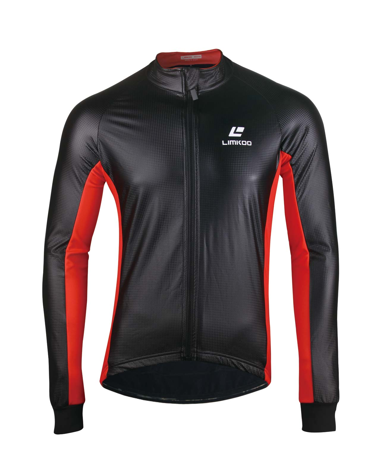 Italian Carbon Windproof & Warterproof LAMPO Cycling Jacket