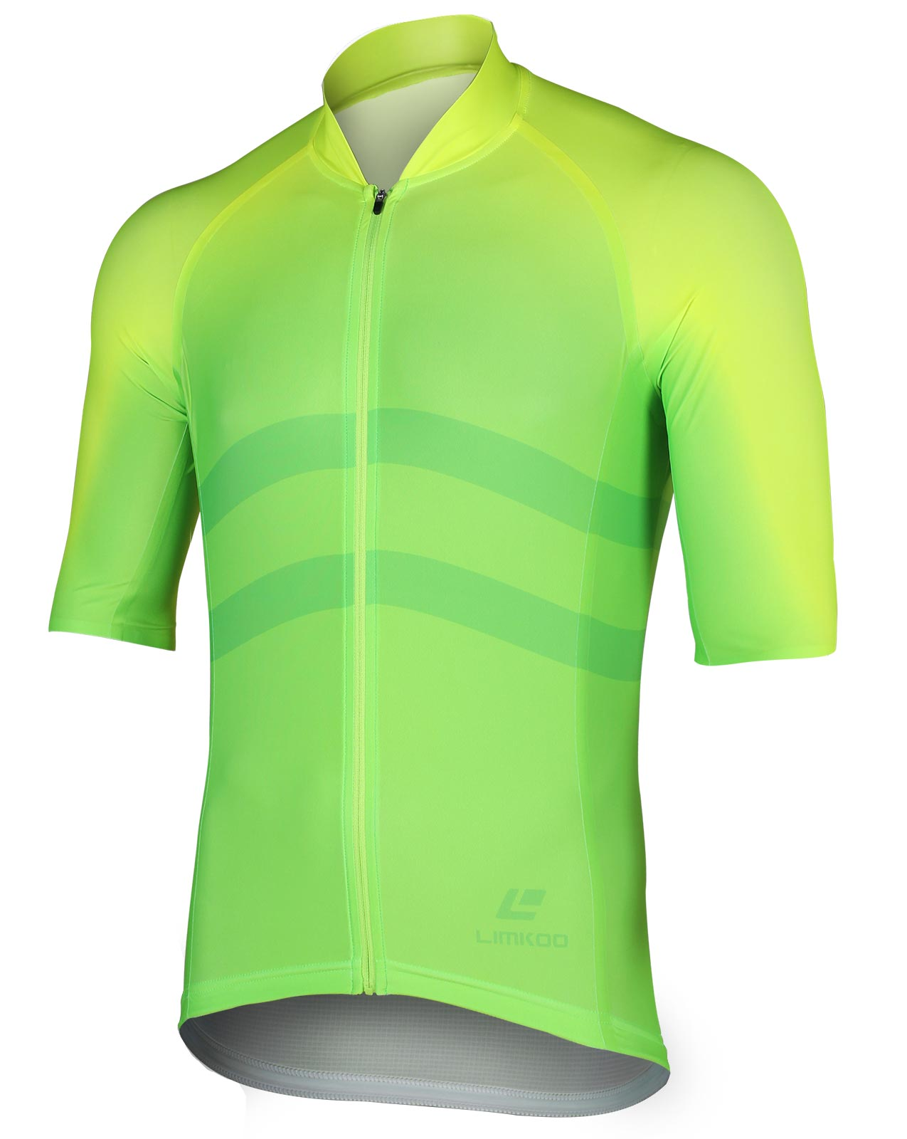 Italian Technical Seamlessly Heat Bonded Cycling Jersey